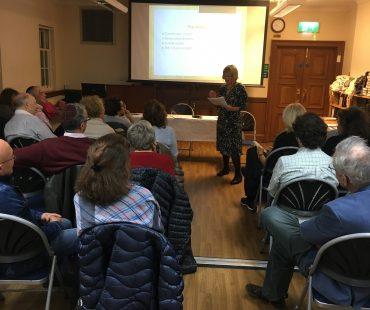 The Jewish Community of Golders Green - Pam Fox