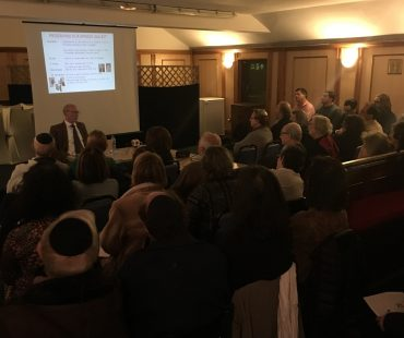 What is Iraqi-Jewish Arabic? Lecture with Eli Taman