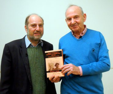 What did Britain want in Palestine? Lecture with Professor Michael Cohen, Emeritus Professor of History, Bar-Ilan University