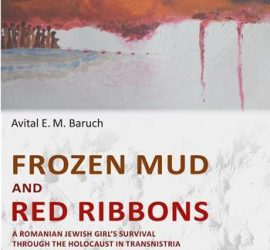 """The Spiro Ark is proud to present """"Frozen Mud and Red Ribbons"""" by Avital Baruch"""