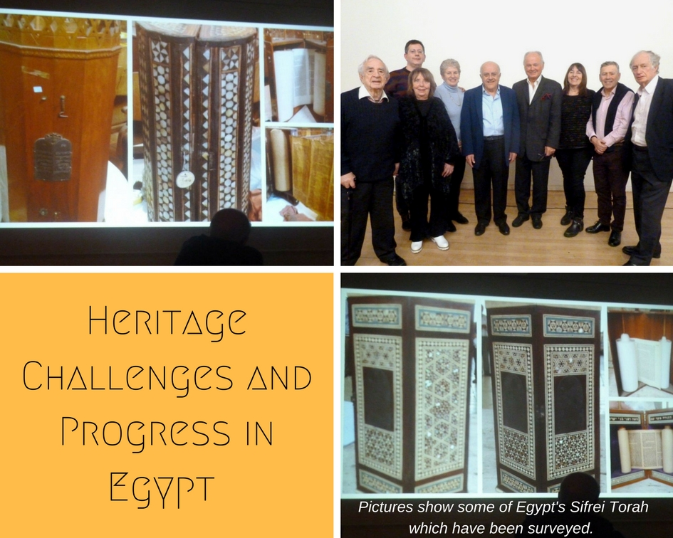 Heritage Challenges and Progress in Egypt