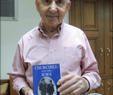 Churchil and the Jews - WITH PROFESSOR MICHAEL COHEN, EMERITUS PROFESSOR OF HISTORY, BAR-ILAN UNIVERSITY