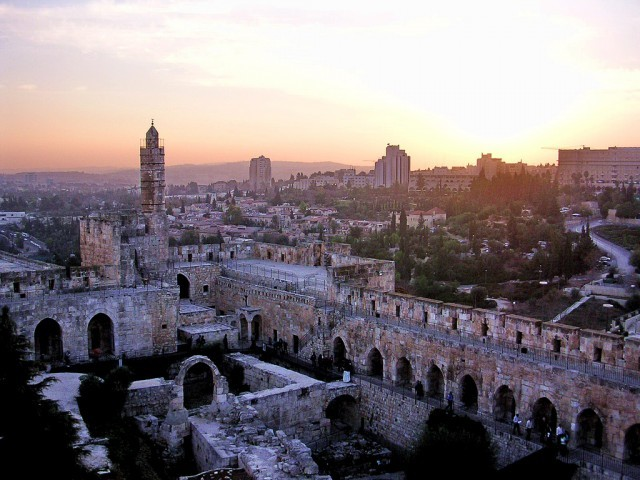 SECRETS OF THE BIBLE UNEARTHED AT THE CITY OF DAVID