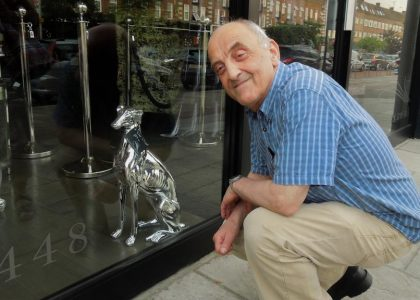 In memory of Barry Davis
