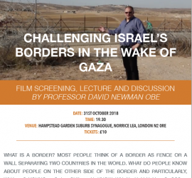 Challenging Israel's Borders In the Wake of Gaza