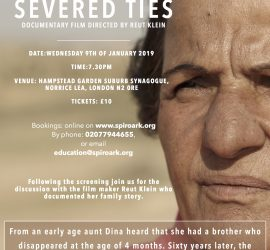 SEVERED TIES – FILM SCREENING