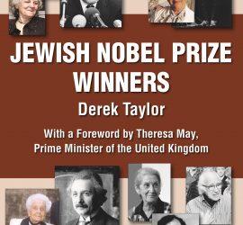 Jewish Nobel Prize WInners by Derek Taylor – Book Launch