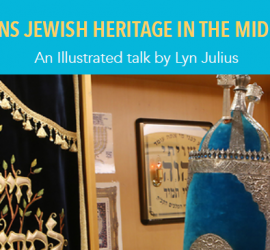WHO OWNS JEWISH HERITAGE IN THE MIDDLE EAST?