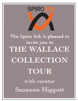 THE WALLACE COLLECTION TOUR with curator Suzanne Higgott