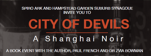 CITY OF DEVILS  – A Shanghai Noir